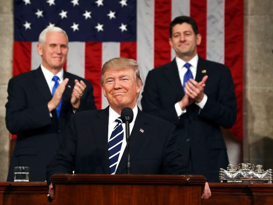 trump 2017 speech