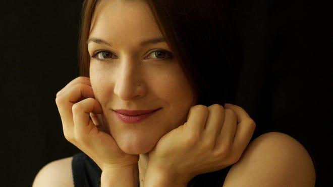Mezzo soprano Isabelle Druet
