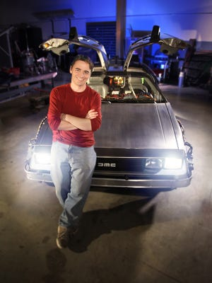 "Steve Concotelli, a native of Waukesha, directed ""OUTATIME: Saving the DeLorean Time Machine,"" a documentary about the restoration of the DeLorean from the ""Back to the Future"" movies."