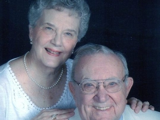 Anniversaries: Dick Hubble & Barb Hubble
