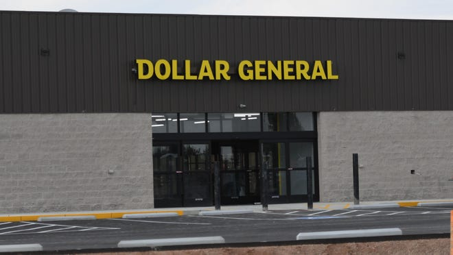 A new Dollar General store, located at 1607 W. Industry Drive, will open in the next few weeks.
