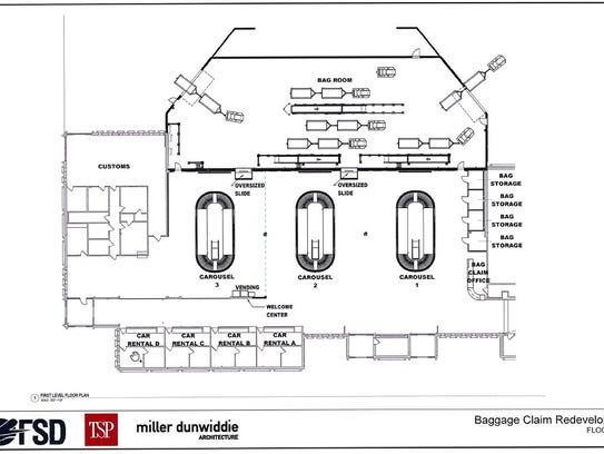 A look a the design of the planned expansion of the