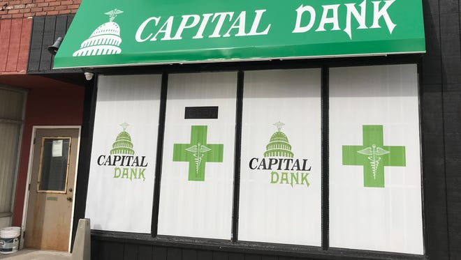 Capital Dank, a medical marijuana dispensary located on S. Washington Avenue in Lansing, received a cease and desist letter from the state of Michigan.