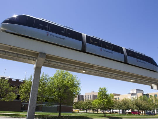 A 25-year agreement with IU Health on the People Mover