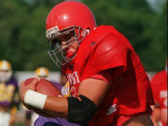 Mark Baniewicz was a force at Fairport.