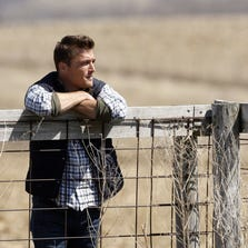 """THE BACHELOR - Chris Soules, the stylish farmer from Iowa, is ready to put his heartache behind him to search for the one missing piece in his life - true love - when he stars in the 19th edition of ABC's hit romance reality series, """"The Bachelor,"""" which returns to ABC in January 2015.  (ABC/Matthew Putney)"""