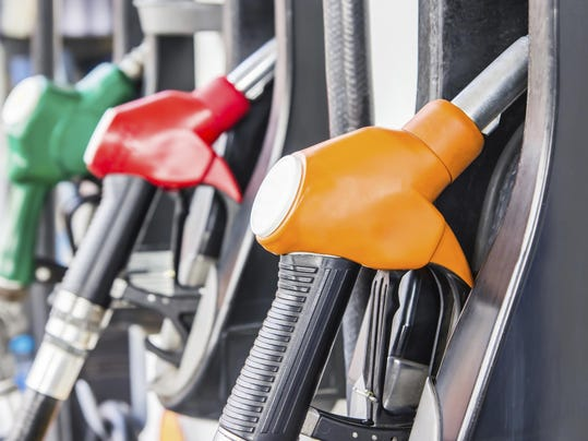 stock gas pumps