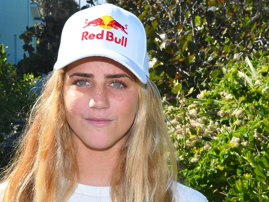 15 year old Caroline Marks of Melbourne Beach is the