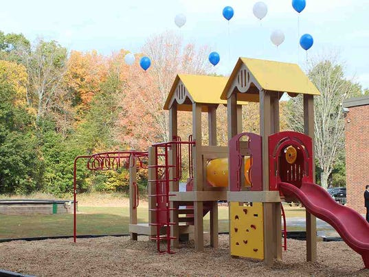 Willingboro Elementary School Earns Recycled Playground