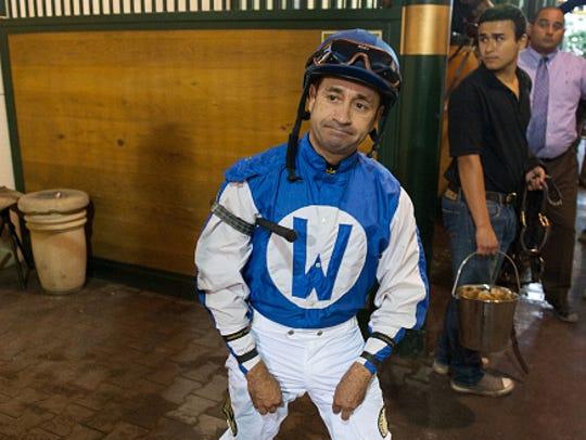 Jockey Joe Bravo will ride Lone Sailor in the betfair.co