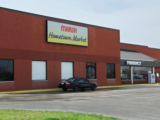 LAF Marsh Store Closing