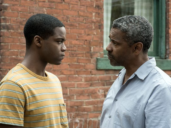 Cory (Jovan Adepo) gets dressed down by his father