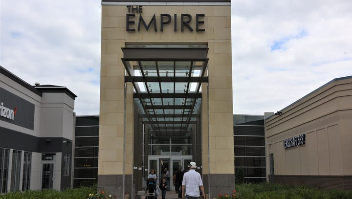 See the 11 pop-up shops opening in the Empire Mall for the holidays