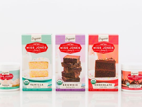 Miss Jones Baking Co., sells five products: a chocolate