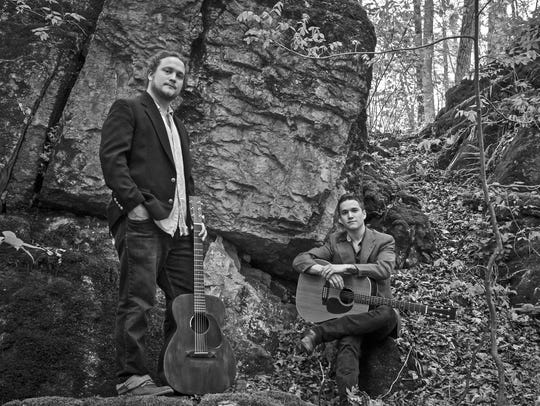 The DuPont Brothers perform this week in Ripton and