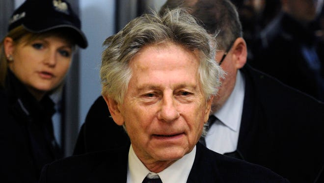 Roman Polanski at an extradition hearing in Poland in February 2015.