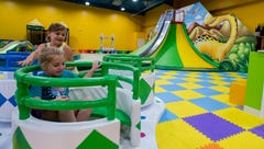 Newtopia indoor play park opens to crowds