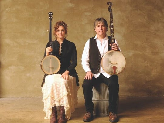 Half the Brevard concert will feature Bela Fleck with