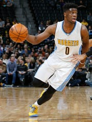 Just out: Emmanuel Mudiay