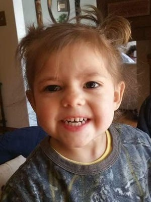 Isabel Rose Godfrey, known as Bella, was killed June 8, 2016, allegedly by her mother.