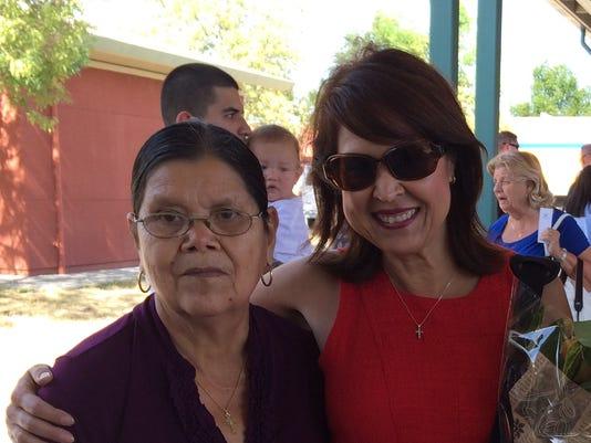 Carolina, Elvia Díaz