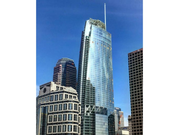 Skyscrapers Across The Us Tallest Building In Every State