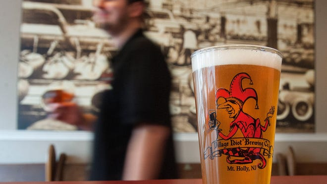 Village Idiot Brewing in Mount Holly, together with Spellbound Brewery, has made the city a destination for beer lovers. The town is in the midst of a beer revolution with two breweries opening within the last year, Spellbound Brewing and Village Idiot Brewing.