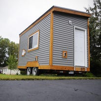 Church sues city of St. Cloud over tiny house