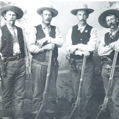 Buckey O'Neill and his posse spent more than three