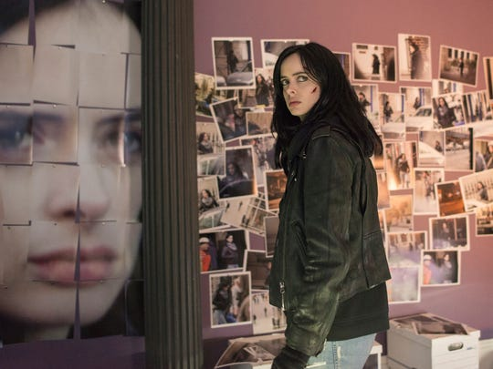 Jessica Jones faces her dark, short-lived superhero past.