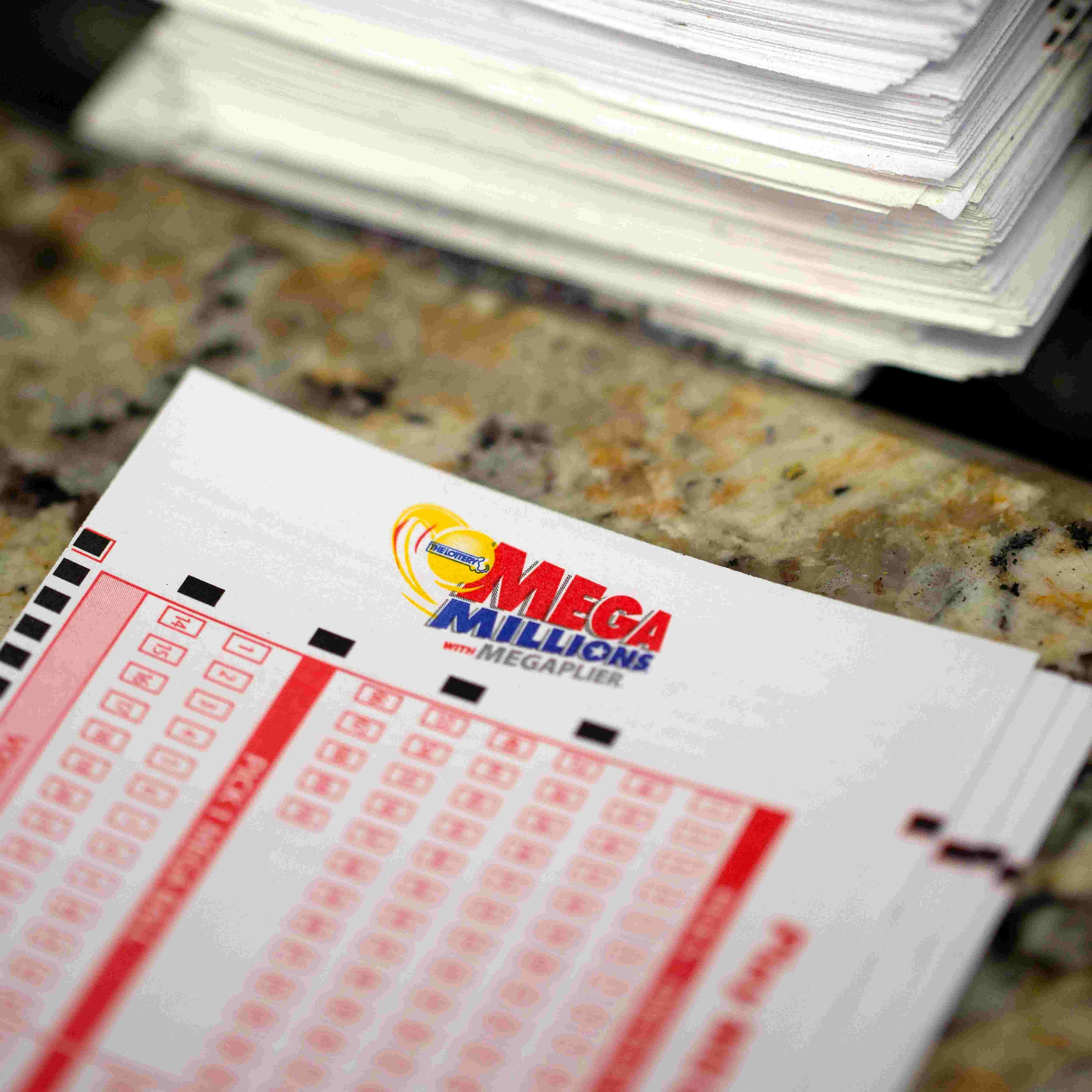 Mega Millions Winning Ticket Worth 522 Million Sold In California