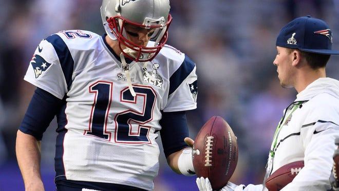 Could Patriots quarterback Tom Brady miss the 2015 season opener after winning Super Bowl XLIX MVP honors?