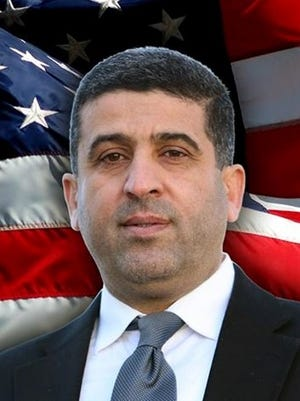 Haytham Younes ran unsuccessfully for Paterson City Council and is now running for state Senate.