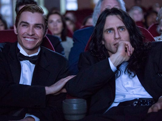 AP FILM REVIEW THE DISASTER ARTIST A ENT