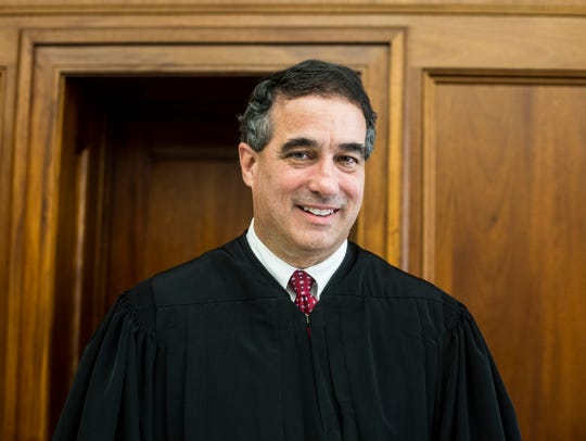 David Rudolph was appointed interim judge of Circuit