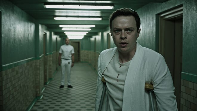"""Dane DeHaan in """"A Cure for Wellness."""""""