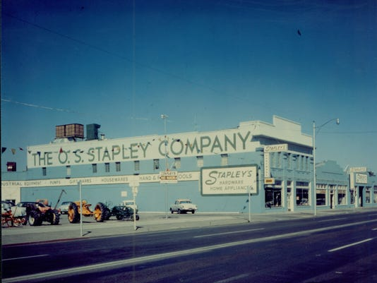 O.S. Stapley Hardware