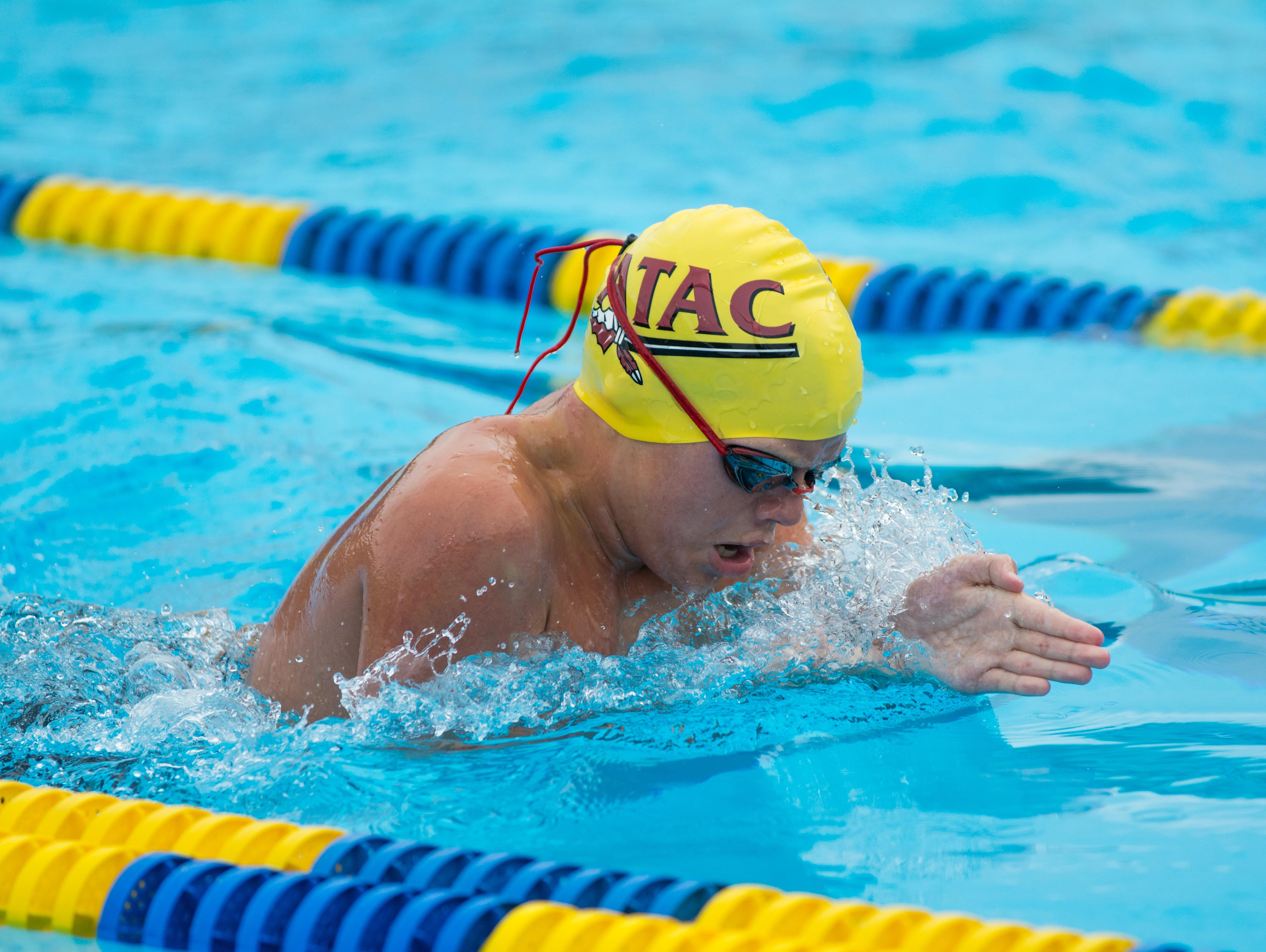 ATAC had a strong weekend at its long-course invitational. Nine ATAC swimmers have qualified for the upcoming U.S. Swimming Futures Championship at Purdue University in August.