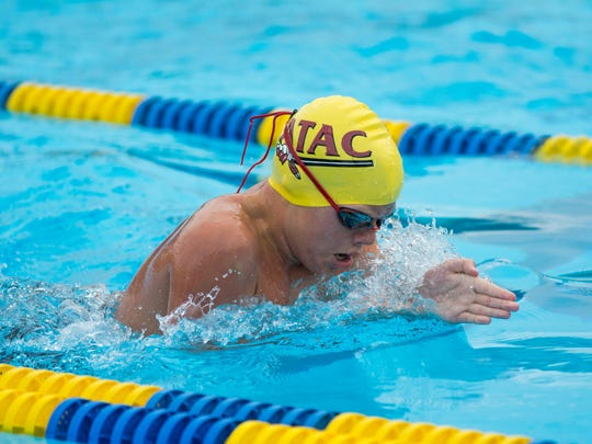 ATAC had a strong weekend at its long-course invitational.