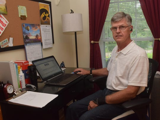 Steve Rogge is an adjunct instructor of Spanish at Northwestern State University. After retiring from the Rapides Parish Library, Rogge has worked at NSU for three years.