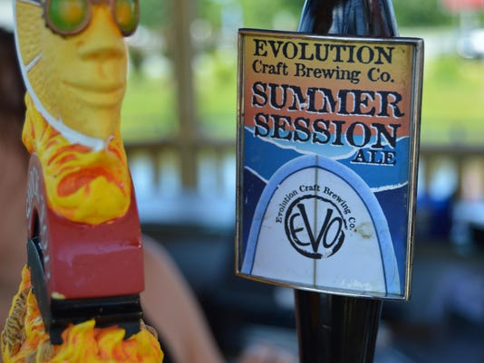 summer session on tap