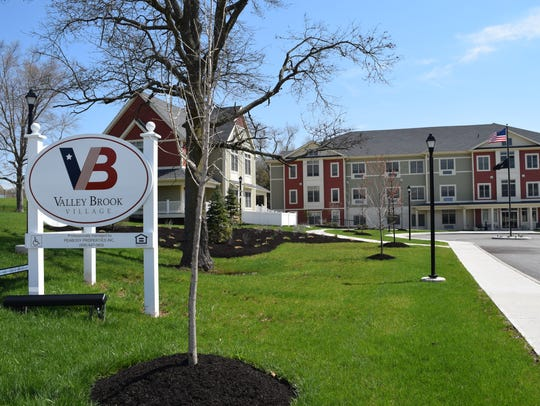 Valley Brook Village for Veterans, the first permanent