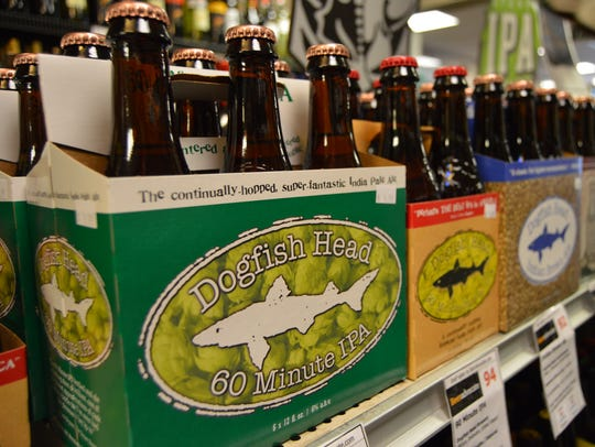 R & L Liquors carries a large selection of Dogfish