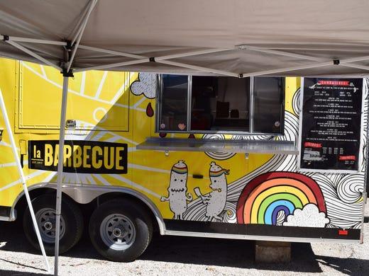 Austin Food Trailer La Barbecue Serves Superb Texas Style Beef