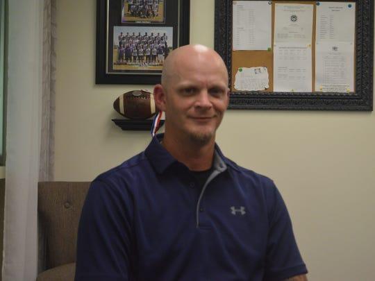 Brad Turney is now the coach of University Academy's baseball team.
