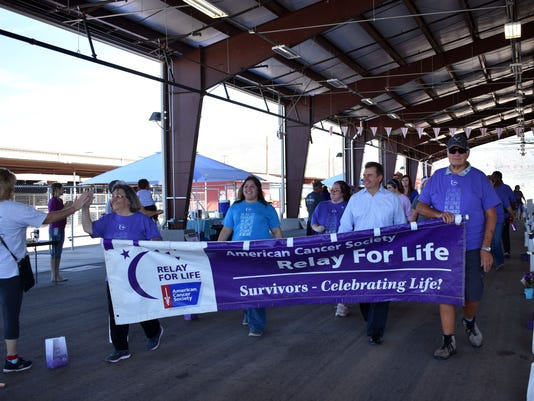 Relay for Life Alamogordo 1