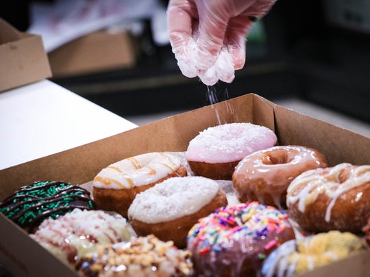 Duck Donuts, known for its customizable, fried-to-order doughnuts, opened Jan. 12 in Estero.