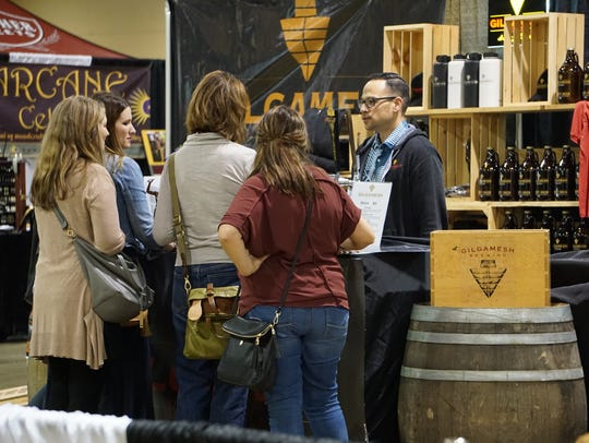 Sample wine, brews, bites, spirits and ciders at First Taste Oregon Jan. 26-27.