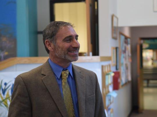 Principal of Spanish Springs Elementary School, Jim