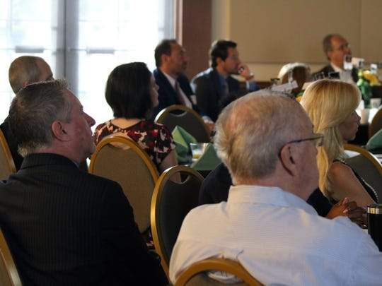 CASTLE hosted its annual Giving Society Breakfast on